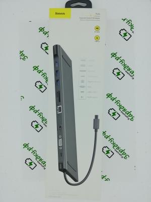 Baseus Enjoyment Series Type-C Notebook HUB (CATSX-F0)