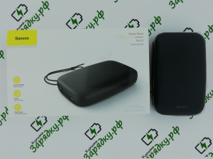 Внешний аккумулятор Baseus Mini Q Series 10000mAh (PPALL-XQ01)