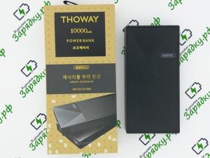 Внешний аккумулятор Remax Thoway Series 10000mAh (RPP-55),