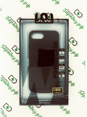 Чехол-АКБ JLW 2800mAh для iPhone 6/6S/7/8