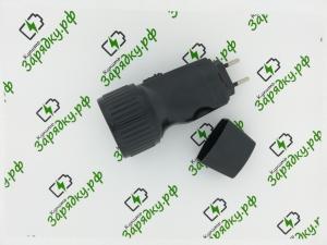 Фонарь AK 528 черный (5 LED) (MR)