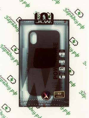 Чехол-АКБ JLW X3 3500mAh для iPhone X/XS