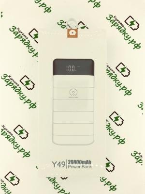 Внешний аккумулятор JLW 20800mAh (WUW-Y49)